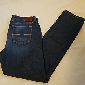 Lucky Brand Sofia Straight Leg 10/30 Jeans